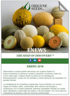 ENEWS THE SEED OF DISCOVERY - Spanish